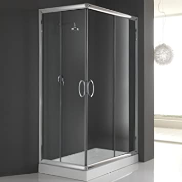 cabine paroi douche 70x70 h185 cm transparent angulaire verre italienne mod alabama wygfhdnvbnnm. Black Bedroom Furniture Sets. Home Design Ideas