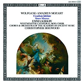Mozart: Exsultate, jubilate, K.165 - 1. Exsultate, jubilate