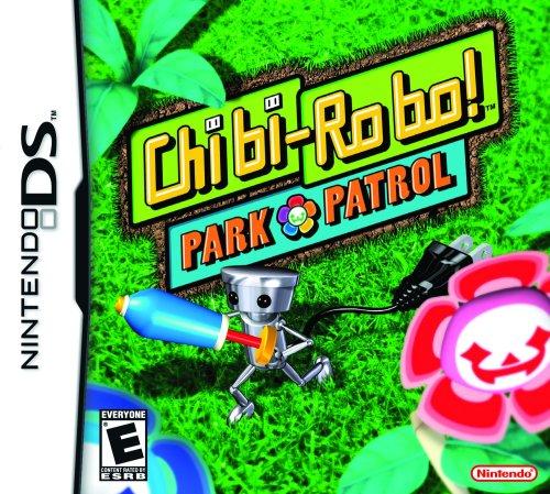 Chibi-Robo: Park Patrol - Nintendo Ds front-247230
