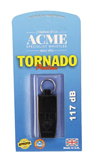 ACME Tornado Slimline Black (Tamaño: One Size)