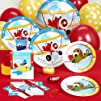 Airplane Adventure Standard Party Pack for 16