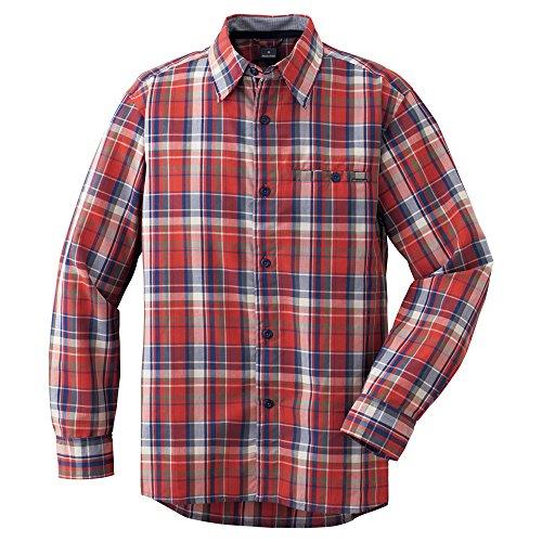 モンベル WIC.ライト シングルポケット ロングスリーブシャツ Men