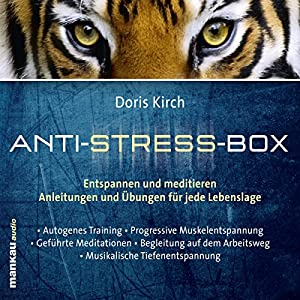 Die Anti-Stress-Box Hörbuch