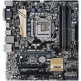 Asus B150M-Plus - 6th Generation MotherBoard (LGA1151, 64GB, USB Type-C, DDR4 2133 MHz, MicroATX)