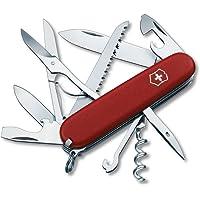 Victorinox Swiss Army Pocket Knife (Red)