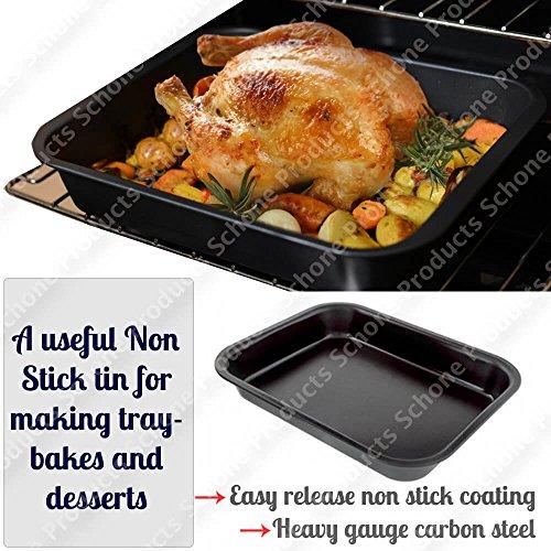 kuche-antihaftbeschichtet-traybake-dose-fur-kuchen-huhn-pies-schwere-carbon-stahl-baker-s-delight-pr