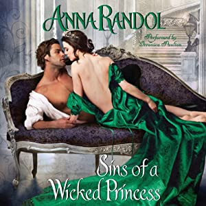 Sins of a Wicked Princess Audiobook