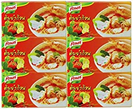 Knorr Soup Tom Yum Seasoning Thailand 6 Psc