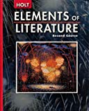 img - for Elements of Literature: Student Edition Grade 8 Second Course 2005 book / textbook / text book