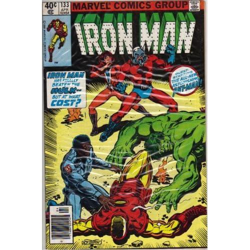 Iron Man #133 Comic Book