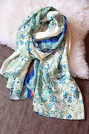 s cloth winter high end korean silk scarves silk scarf