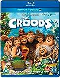 Croods [Reino Unido] [Blu-ray]