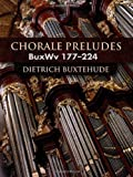 img - for Chorale Preludes: BuxWv 177-224 (Dover Music for Organ) book / textbook / text book