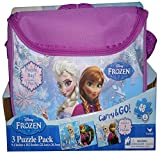 Frozen Carry and Go 3 Fashion Bag Puzzle (48-Piece)