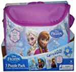 Frozen Carry and Go 3 Fashion Bag Puz...