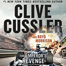 The Emperor's Revenge Audiobook by Clive Cussler, Boyd Morrison Narrated by Scott Brick