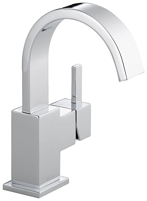 Delta 553LF Vero Single Handle Lavatory Faucet, Chrome