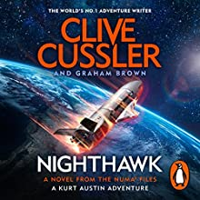 Nighthawk: NUMA Files, Book 14 Audiobook by Clive Cussler, Graham Brown Narrated by Scott Brick