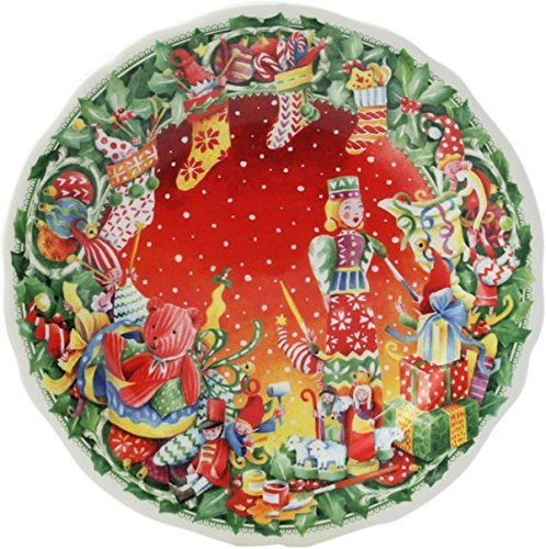 gien-noel-christmas-2015-french-holiday-plate-875-diameter-by-gien