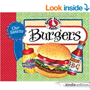 Our Favorite Burger Recipes Cookbook