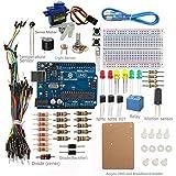 SunFounder New Uno R3 Projekt Starter Kit für Arduino UNO R3 Mega2560 Mega328 Nano