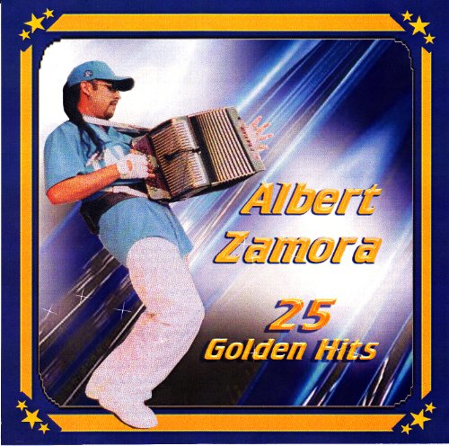 Albert Zamora - 25 Golden Hits - Zortam Music