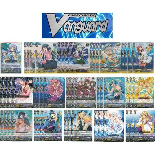 Amazon.com: Cardfight! Vanguard Bermuda Triangle 50 Card English