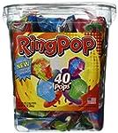 Ring Pop, Jewel Shaped Hard Candy Var...
