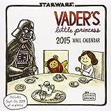 Vaders Little Princess 2015 Wall Calendar (Star Wars)