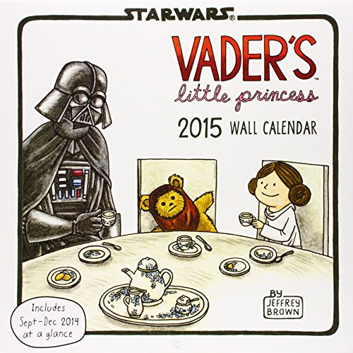 2015 Wall Calendar: Vader's Little Princess (Calendars 2015)