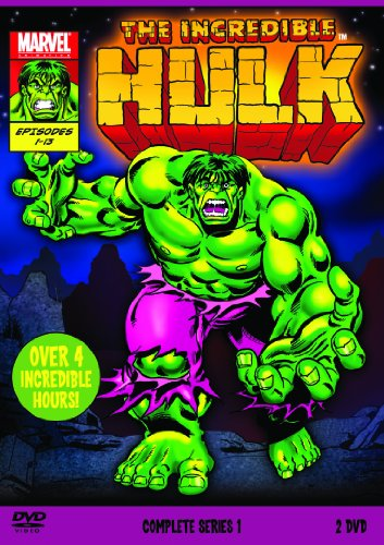 The Incredible Hulk 1996 Complete Season 1 [dvd] Picture