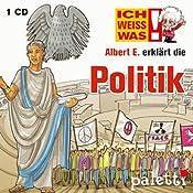 Albert E. erklärt Politik (Ich weiß was) | Marika Liebsch