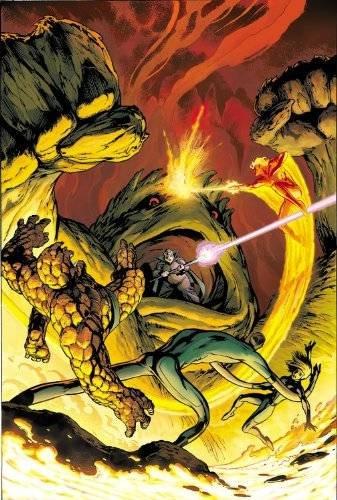 Fantastic Four: Prime Elements