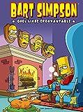 Bart Simpson, Tome 4 : Quel livre épouvantable !