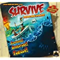 Survive Escape From Atlantis 30th Anniversary Edition