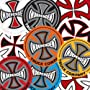 Assorted Independent Skateboard Stickers - 5 Pack Independent