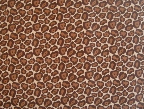 Leopard Sheets King front-1029829
