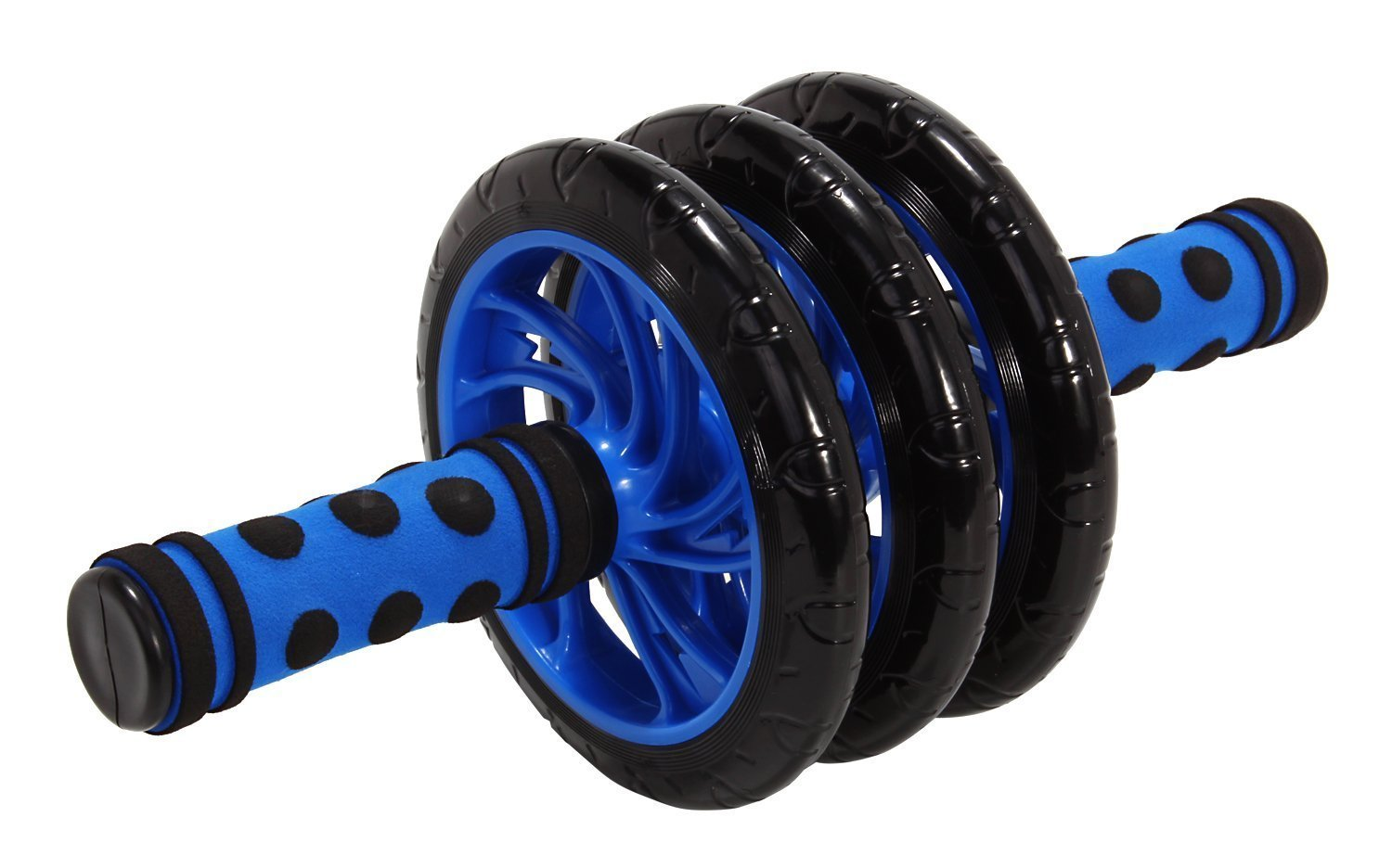 Amazon: Dolphy Triple Wheel Roller Ab Exerciser @ Rs.699/-