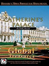 Global Treasures - KATHARINA\'s PALACE - St. Petersburg, Russia