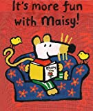 MAISY MOUSE FIRST EXPERIENCES - 10 BOOKS IN CARRY BAG. RRP £59.90 - Maisy goes CAMPING; LIBRARY; NURSERY; on HOLIDAY; to HOSPITAL; Maisy's CHRISTMAS EVE; to the CITY; SLEEPOVER; to the MUSEUM; and Maisy, Charley and the wobbly tooth Lucy Cousins
