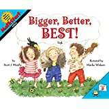 Bigger, Better, Best! (MathStart 2)