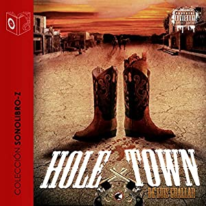Hole Town Audiobook