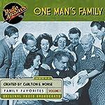 One Man's Family, Volume 1 |  NBC Radio