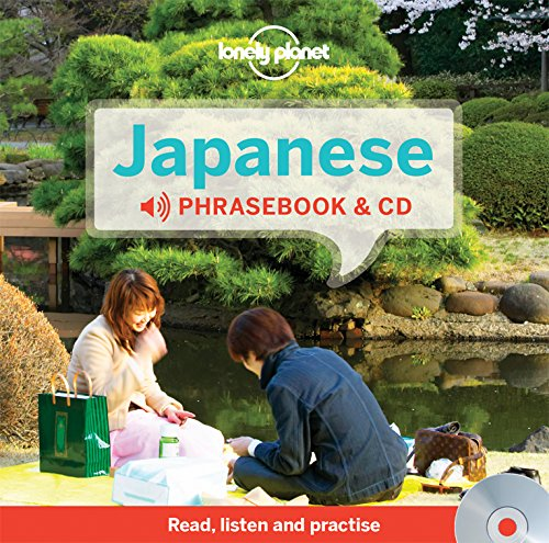 Lonely Planet Japanese Phrasebook and Audio CD (PHRASEBOOKS)