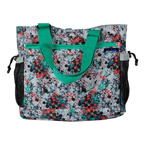 KAVU Happy Hauler Bag, Paint Splash