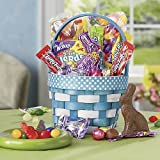 The Swiss Colony Bunny Favorites Easter Basket