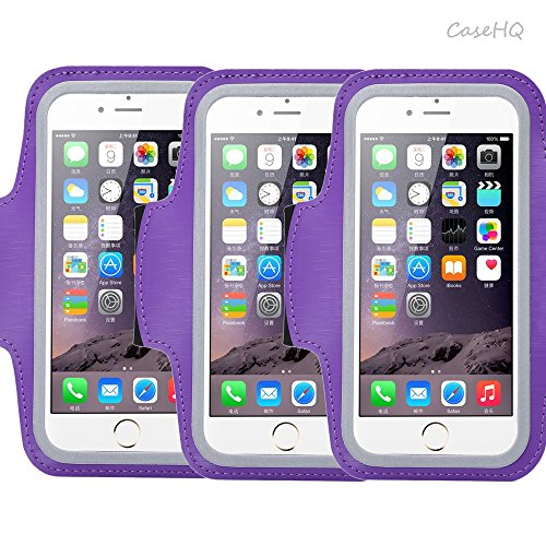 Universal Sports Armband for Apple iPhone 7/7 Plus iPhone 6/6s Plus Samsung Galaxy S7/S6/S5 Sweatproof Running ArmBelt With Small Holder & Pouch for Keys Card 4.5 inch- 5.7 inch Screen (Samsung Galaxy A5 Mini compare prices)