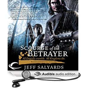 Scourge of the Betrayer: Bloodsounder's Arc, Book 1 (Unabridged)