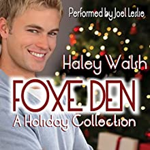 Foxe Den: Skyler Foxe Mysteries, Book 3.5 (       UNABRIDGED) by Haley Walsh Narrated by Joel Leslie