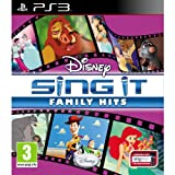 Disney Sing It : Family Hits inc 2 Mics (PS3)